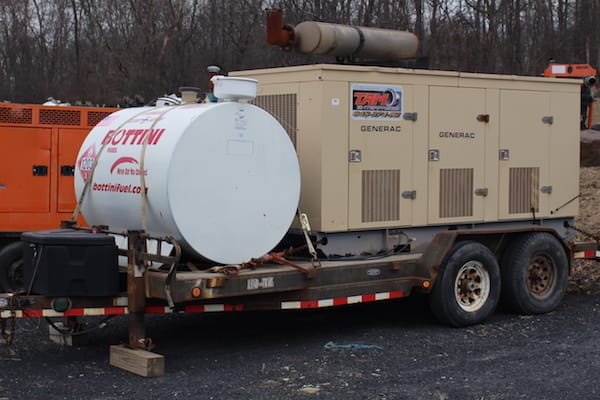 Emergency Utility Service and Generators